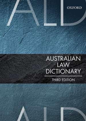 Australian Law Dictionary