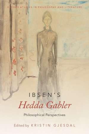 Ibsen's Hedda Gabler