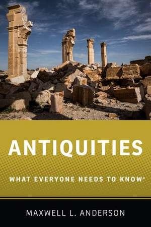 Antiquities imagine