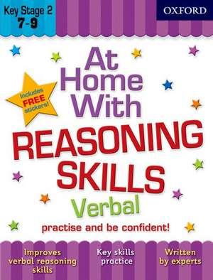At Home with Verbal Reasoning Skills (7-9)