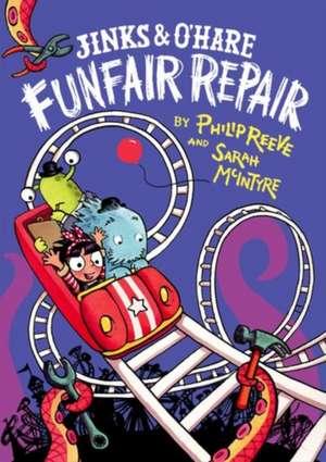 Jinks & O'Hare Funfair Repair de Philip Reeve