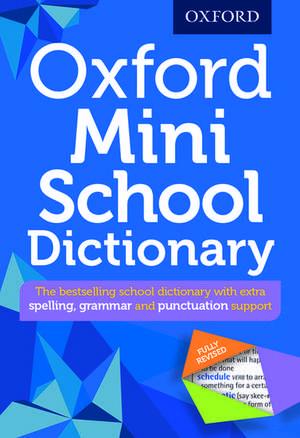 Oxford Mini School Dictionary de  Oxford Dictionaries