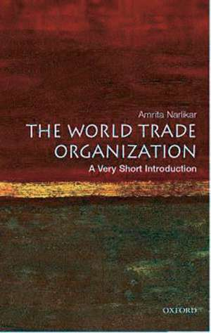 The World Trade Organization: A Very Short Introduction imagine