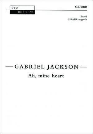 Ah, mine heart de Gabriel Jackson