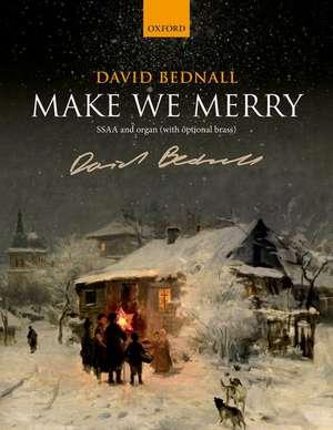 Make We Merry de David Bednall