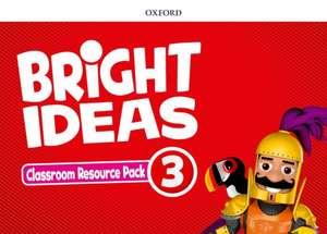 Bright Ideas: Level 3: Classroom Resource Pack: Inspire curiosity, inspire achievement.