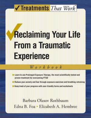 Reclaiming Your Life from a Traumatic Experience