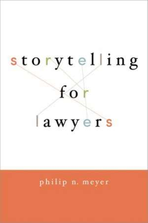 Storytelling for Lawyers imagine