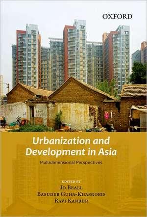 Urbanization and Development in Asia