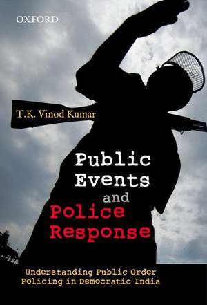 Public Events and Police Response
