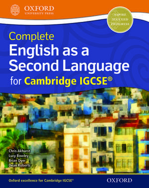 Complete English as a Second Language for Cambridge IGCSE®