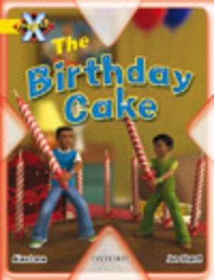 Project X: Food: The Birthday Cake