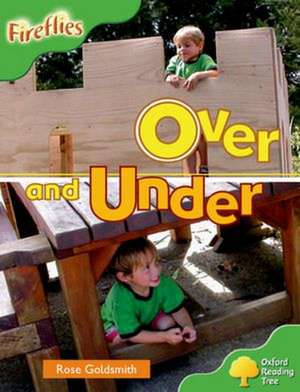 Oxford Reading Tree: Level 2: Fireflies: Over and Under