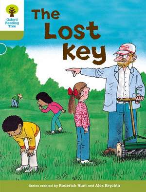 Oxford Reading Tree: Level 7: Stories: The Lost Key de Roderick Hunt
