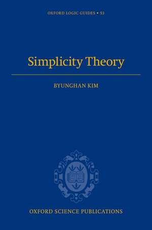 Simplicity Theory