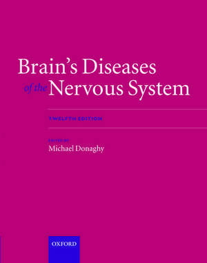 Brain's Diseases of the Nervous System imagine