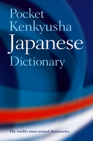 Pocket Kenkyusha Japanese Dictionary de Shigeru Takebayashi