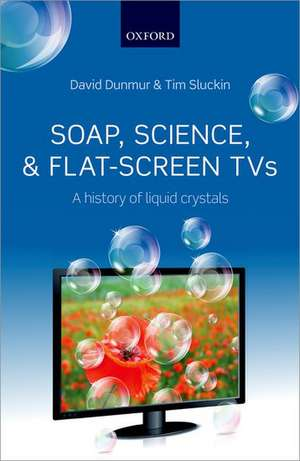 Soap, Science, and Flat-Screen TVs