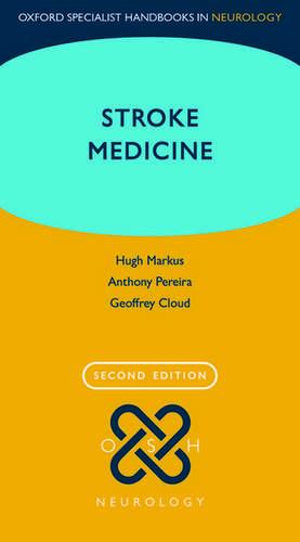 Stroke Medicine de Hugh Markus
