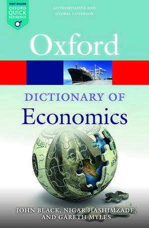 A Dictionary of Economics