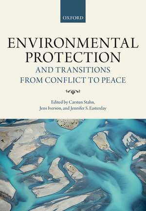 Environmental Protection and Transitions from Conflict to Peace imagine