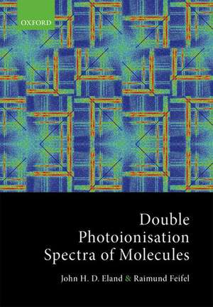 Double Photoionisation Spectra of Molecules imagine