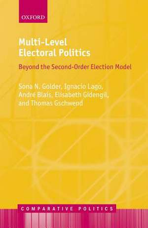 Multi-Level Electoral Politics