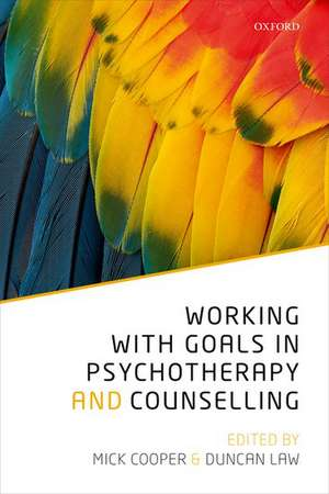 Working with Goals in Psychotherapy and Counselling