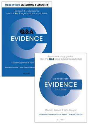Evidence Revision Pack