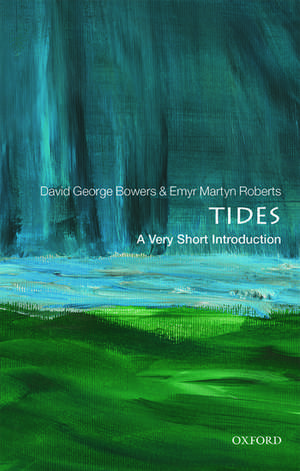 Tides: A Very Short Introduction imagine
