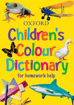 Children's Colour Dictionary