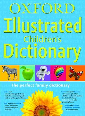 Oxford Illustrated Children's Dictionary