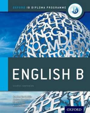 Oxford IB Diploma Programme: English B Course Companion de Kawther Saa'd Aldin