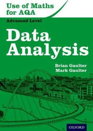 Use of Maths for AQA Data Analysis de Brian Gaulter