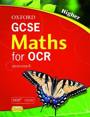 Oxford GCSE Maths for OCR Higher Student Book