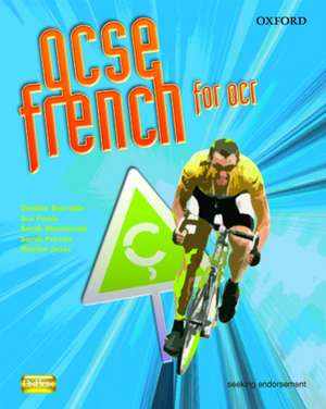 GCSE French for OCR Student Book
