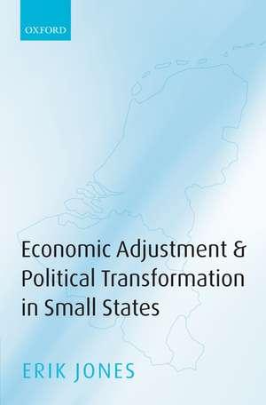 Economic Adjustment And Political Transformation I