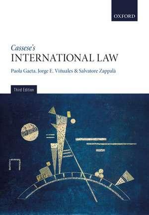 Cassese's International Law de Paola Gaeta