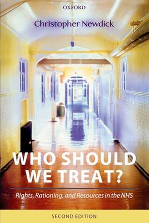Who Should We Treat?