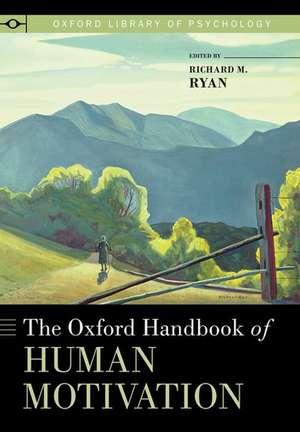 The Oxford Handbook of Human Motivation imagine