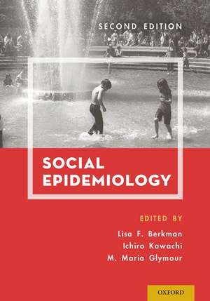 Social Epidemiology (Revised)