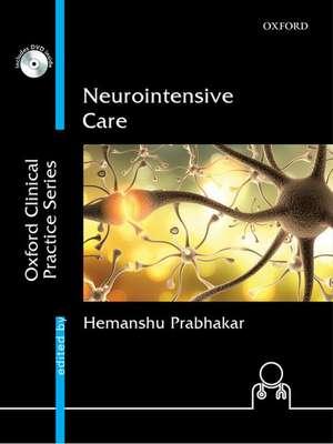 Neurointensive Care de Hemanshu Prabhakar