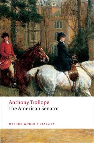The American Senator de Anthony Trollope