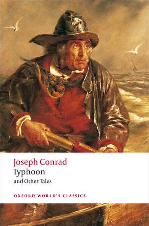Typhoon and Other Tales de Joseph Conrad