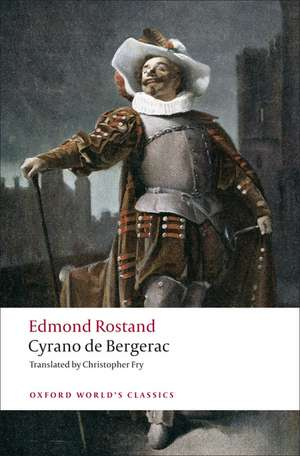 Cyrano de Bergerac de Edmond Rostand