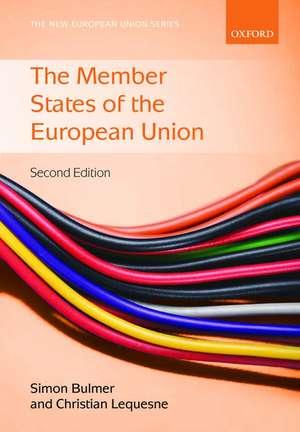 The Member States of the European Union de Simon Bulmer