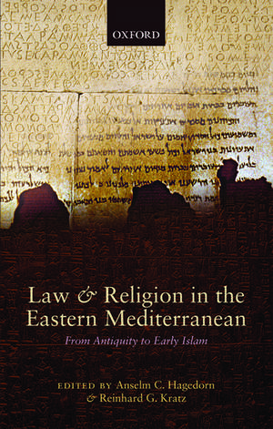 Law and Religion in the Eastern Mediterranean