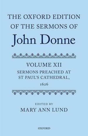 The Oxford Edition of the Sermons of John Donne