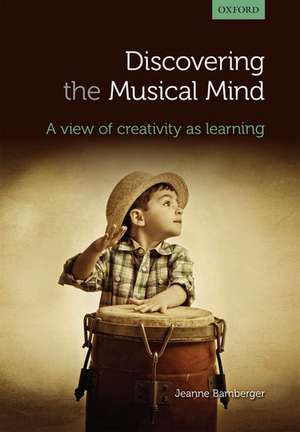Discovering the musical mind imagine