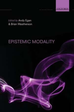 Epistemic Modality